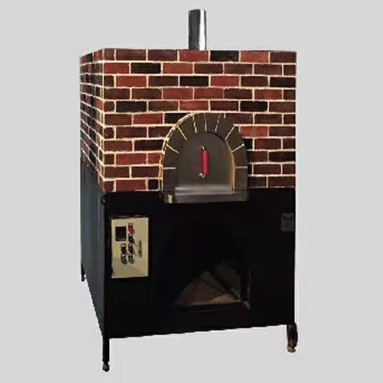 中型燃气披萨烤炉&意大利燃气披萨烤炉(窑式)可烤制3-4个12寸披萨