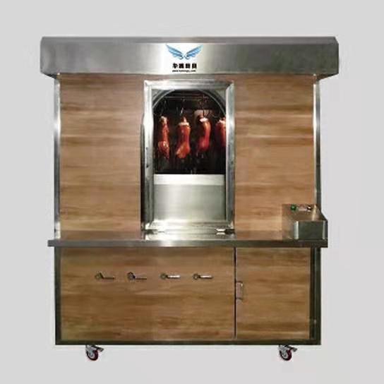 小型北京烤鸭果木烤炉 可烤制12-15只烤鸭